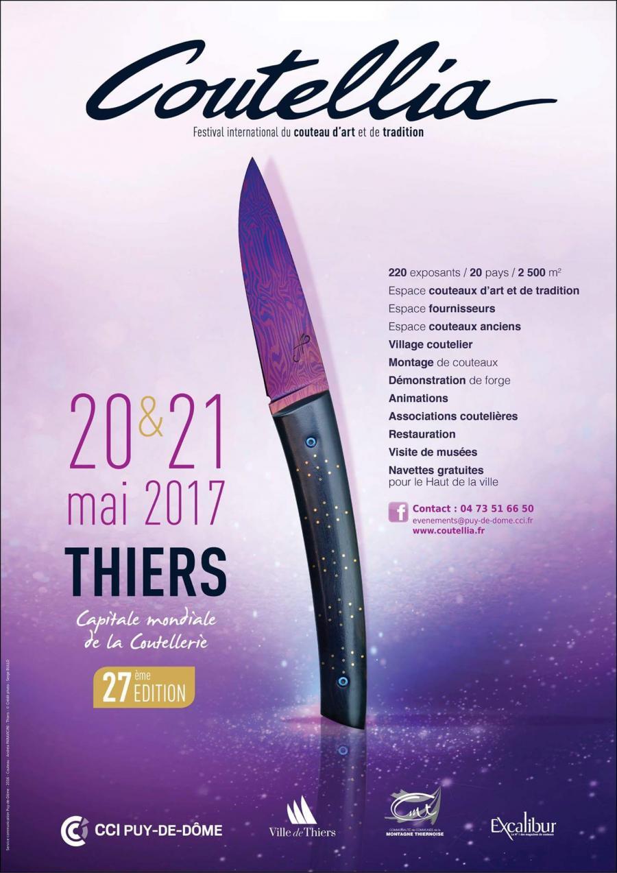 couteaux des gaules et d 39 ailleurs salons 2017